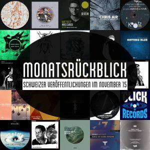 Schweizer Veröffentlichungen im November 2015
