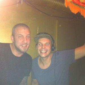 Steve Cole & Gunnar Stiller