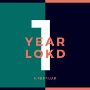 1 Year LOKD
