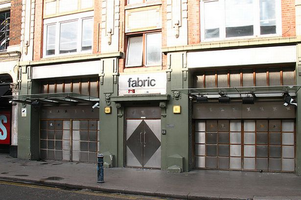 Fabric London Outside