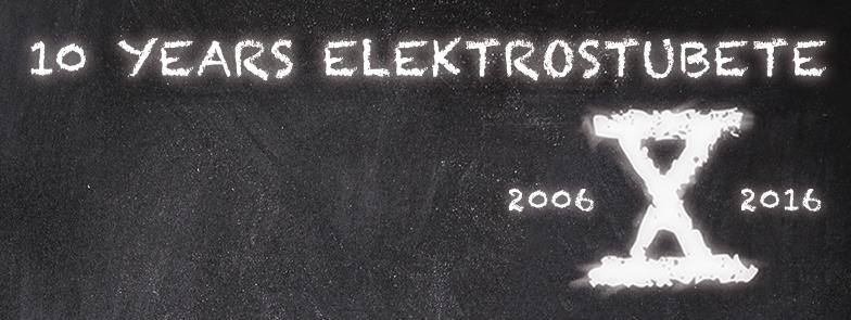 10 Jahre Elektrostubete