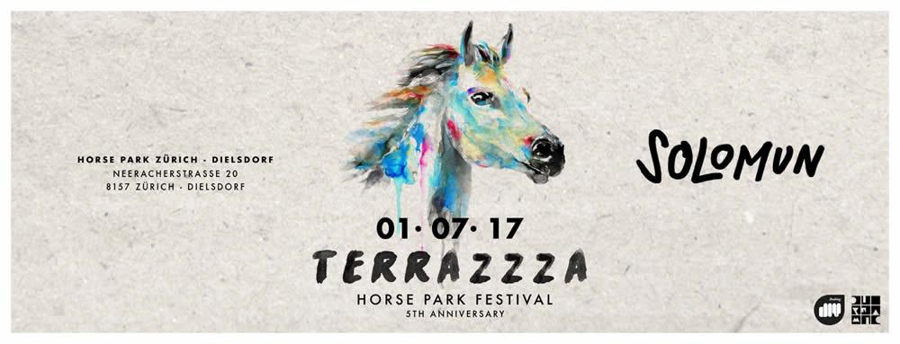 Terrazzza 5 Jahre Flyer
