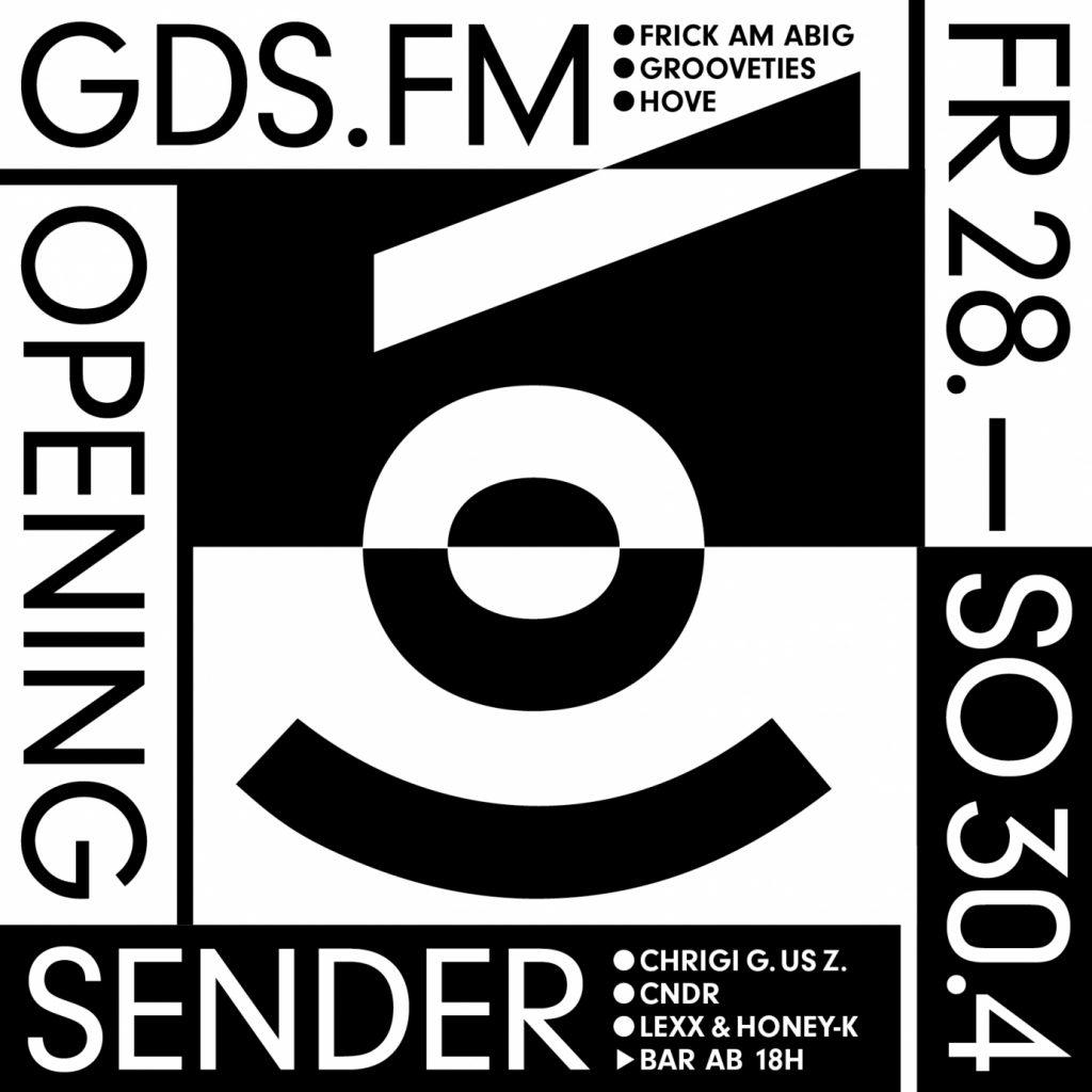 Sender Opening - Flyer