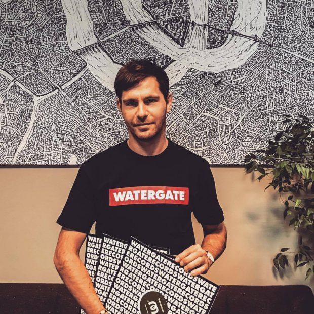 Matthias Meyer 15 years Watergate