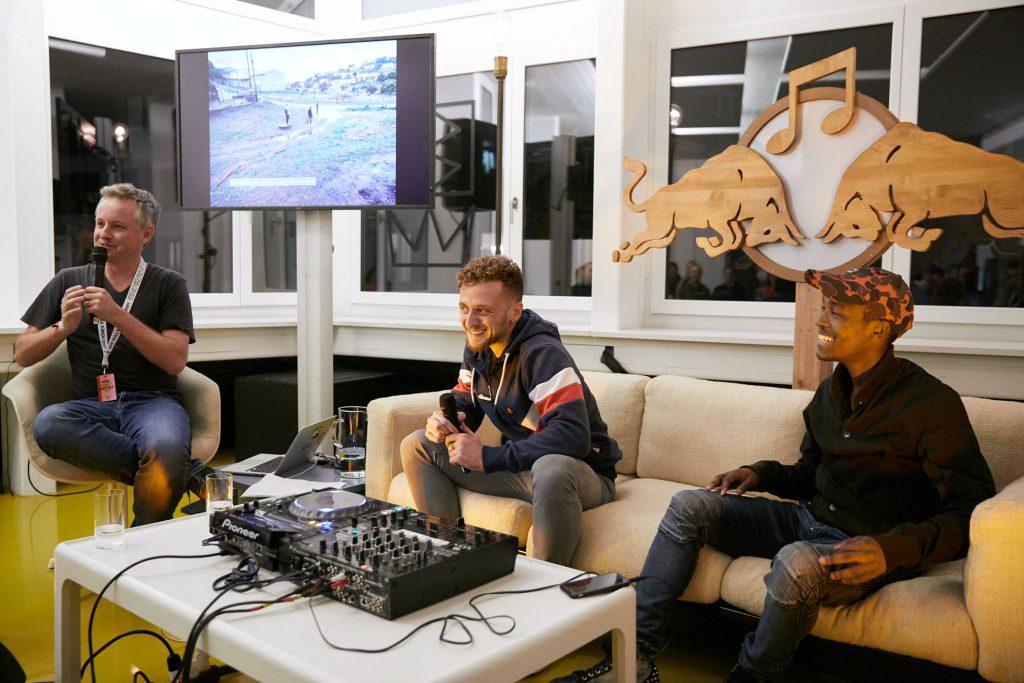 Nan Kolè & DJ Lag, Foto Alan Sahin / Red Bull Content Pool