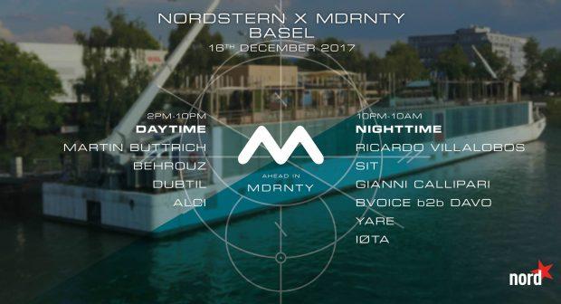 Mdrnty x Nordstern
