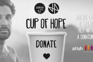 Cup Of Hope - Schirmchendrink
