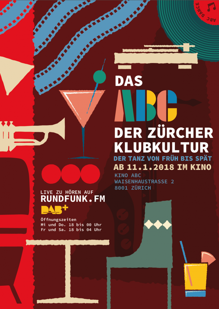 ABC Festival Flyer