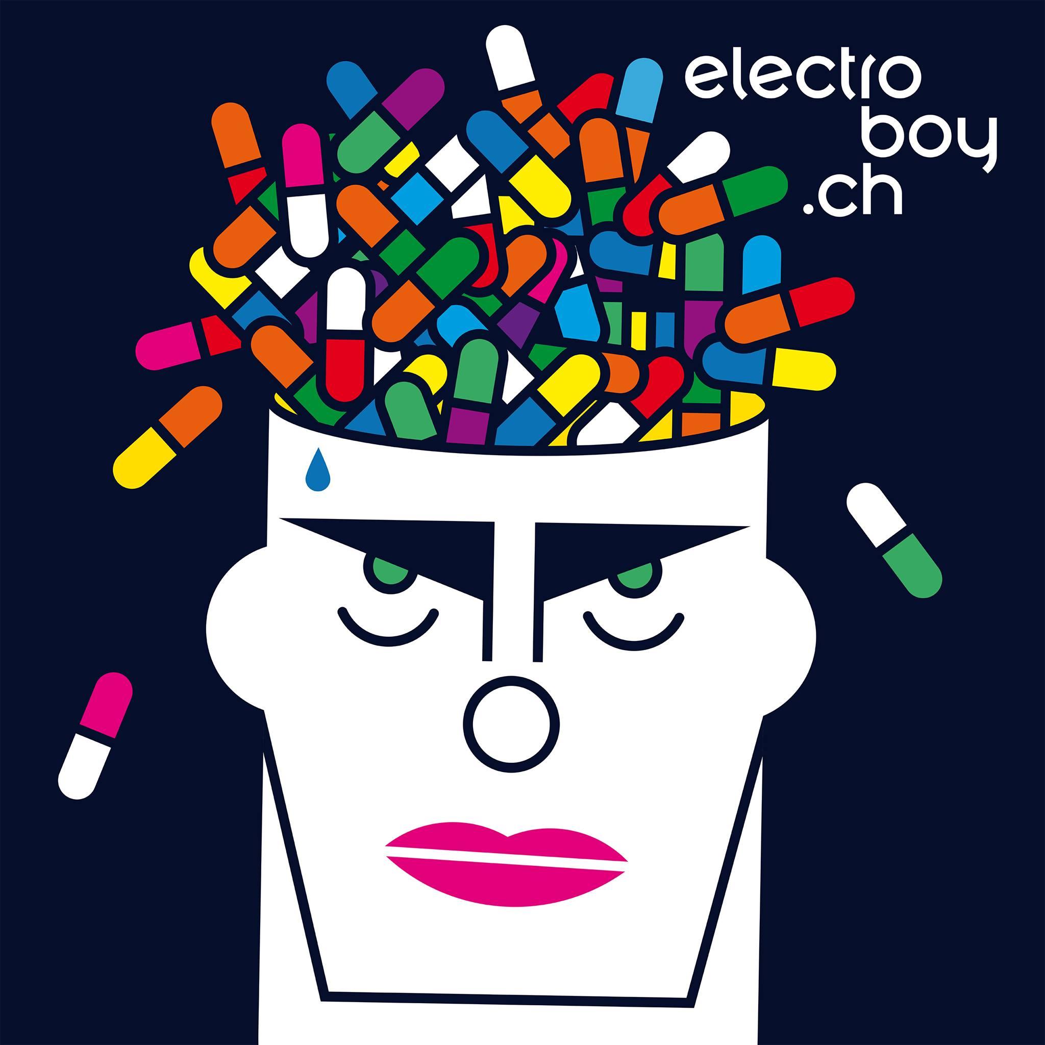 Electroboy - Nur eine Maschine
