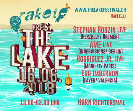 Rakete pres. The Lake 2018