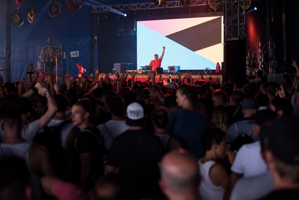 Rakete Open-Air Stephan Bodzin
