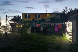 Rauscharm Daydance im Glattpark
