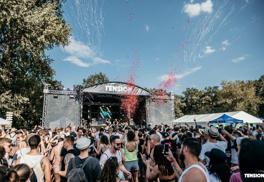 Das Comeback des Festivalsommers 2021